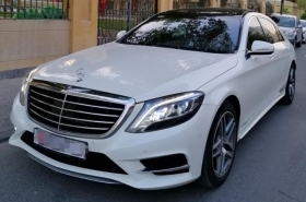 Mercedes - S400