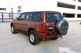 Nissan - Patrol SuperSafari