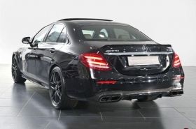 MercedesBenz - E 63AMG