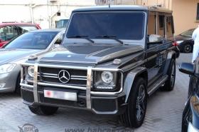 Mercedes-Benz - G55