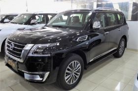 Nissan - Patrol Platinum