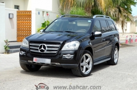 Mercedes-Benz - GL 500