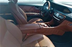 MercedesBenz - CL 500