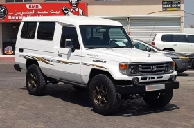 Toyota - LandCruiser