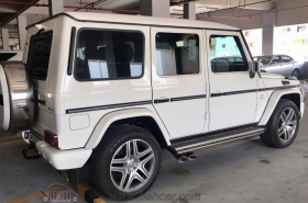 MercedesBenz - G500