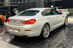 BMW - 650i GranCoupe