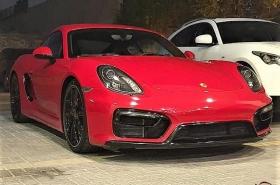 Porsche - Cayman GTS