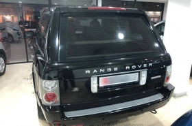 RangeRover - SuperCharged