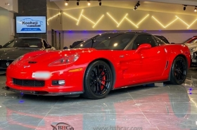 Chevrolet - Corvette ZR1