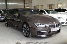 BMW - M6 GranCoupe