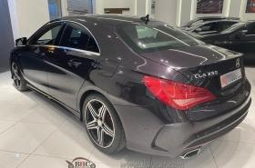 MercedesBenz - CLA 250