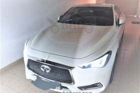 Infiniti - Q60 RedSport