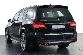 Mercedes - GLS 400 4MATIC