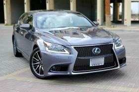 Lexus - LS460 Sport
