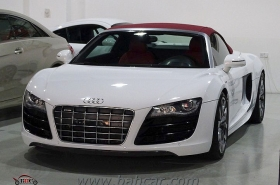 Audi - R8 Spyder