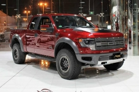 Ford - Raptor Limited