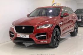 Jaguar - Fpace SC