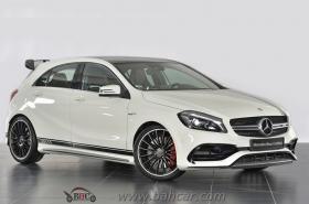 Mercedes-Benz - A45