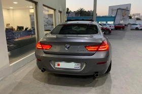 BMW - 640i Coupe