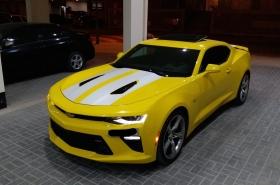 Chevrolet - CamaroSS