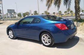 Nissan - Altima Coupe