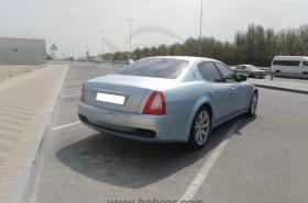 Maserati - Quattroporte
