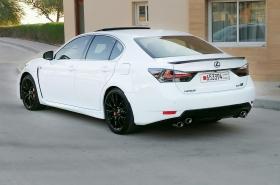 Lexus - GSF Sport