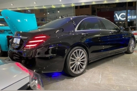MercedesBenz - S 450