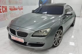 BMW - 640i GranCoupe