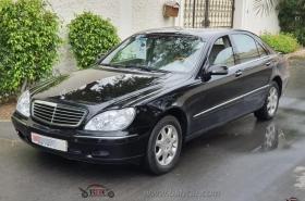 MercedesBenz - S 320
