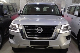 Nissan - Patrol Titanium