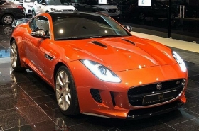 Jaguar - F Type Coupe