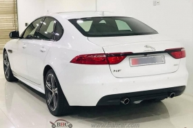 Jaguar - XF R