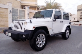 Jeep - WranglerSahara