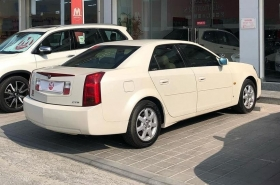 Cadillac - CTS