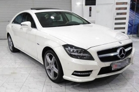 MercedesBenz - CLS500