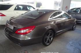 MercedesBenz - CLS350