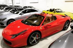 Ferrari - 458 Spider