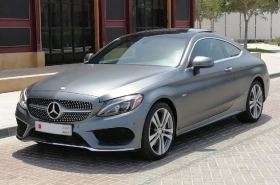 Mercedes - C300 Coupe