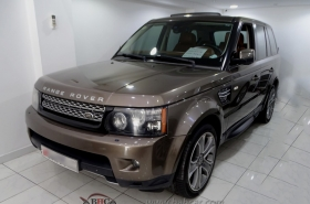 RangeRover - SportSuperCharged