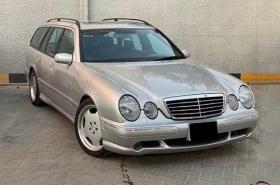 MercedesBenz - E55 AMG