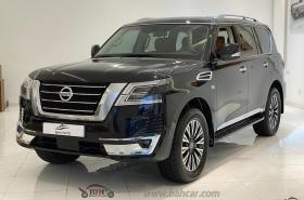 Nissan - Patrol Titanium  SE
