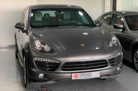 Porsche - CayenneS