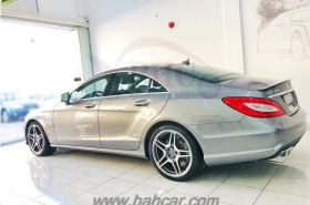 MercedesBenz - CLS63 AMG