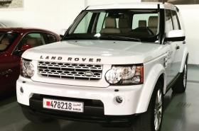 LandRover - LR4 HSE