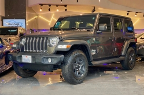 Jeep - Wrangler UnLimited