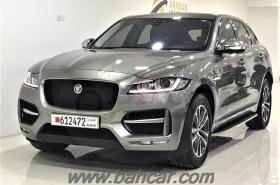Jaguar - FPace R Sport