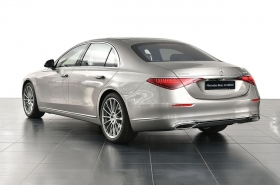 Mercedes - S 500 4MATIC