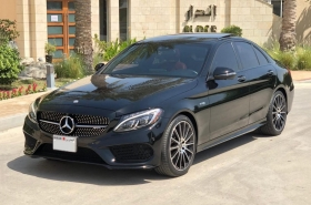 Mercedes - C43 AMG