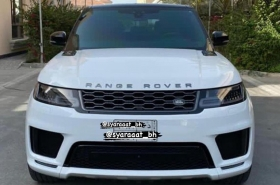 RangeRover - Sport HSE Dynamic